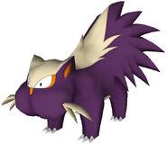 434Stunky Pokémon PokéPark