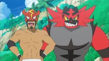Masked Royal Incineroar