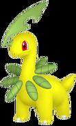 153Bayleef Pokémon HOME