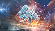 Alolan Ninetales Sun and Moon Guardians Rising