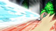 Ash Meltan Flash Cannon