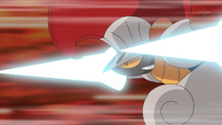 Bianca Escavalier Fury Attack