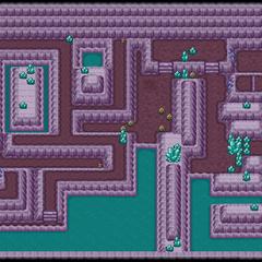 HGSS 블루시티동굴 지하 1층