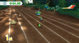 Bulbasaur's Daring Dash