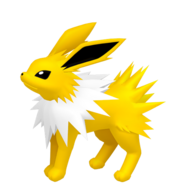 135Jolteon Pokémon HOME