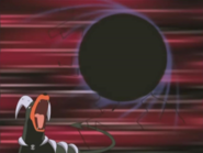 Joshua's Houndoom Shadow Ball