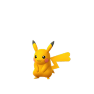 Pikachu GO Shiny female