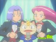 Team Rocket show motto