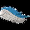 고래왕 공식 일러스트