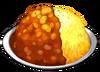 콩 듬뿍 카레 포켓몬 대
