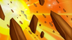 Ash Lycanroc Splintered Stormshards