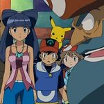 Ms009 Pokemon Movie Pokemon Ranger And The Temple Of The Sea