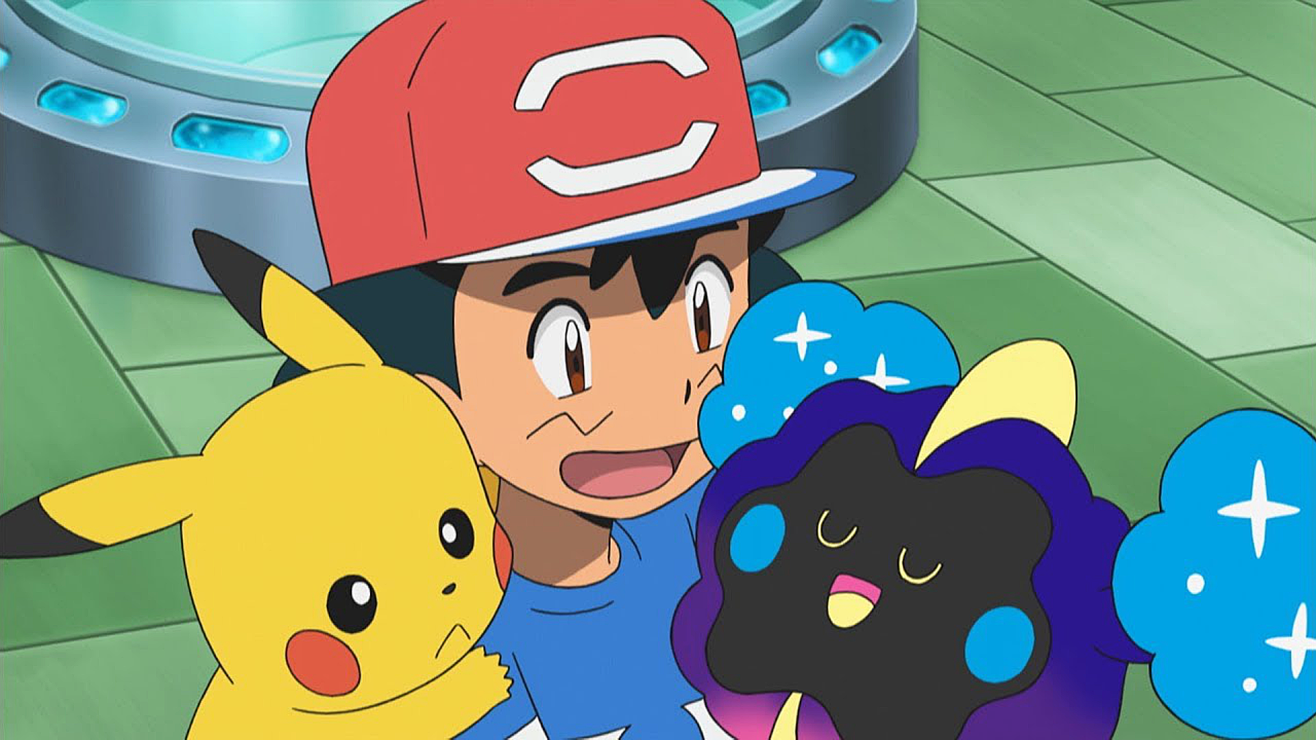 Pokemon sun and moon episode 69