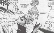 Sabrina's Kadabra Slash
