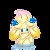869Alcremie Rainbow Swirl Berry Sweet Pokémon HOME