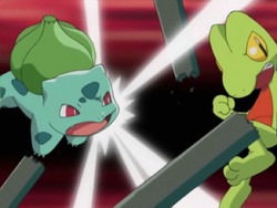 Oak Bulbasaur Tackle