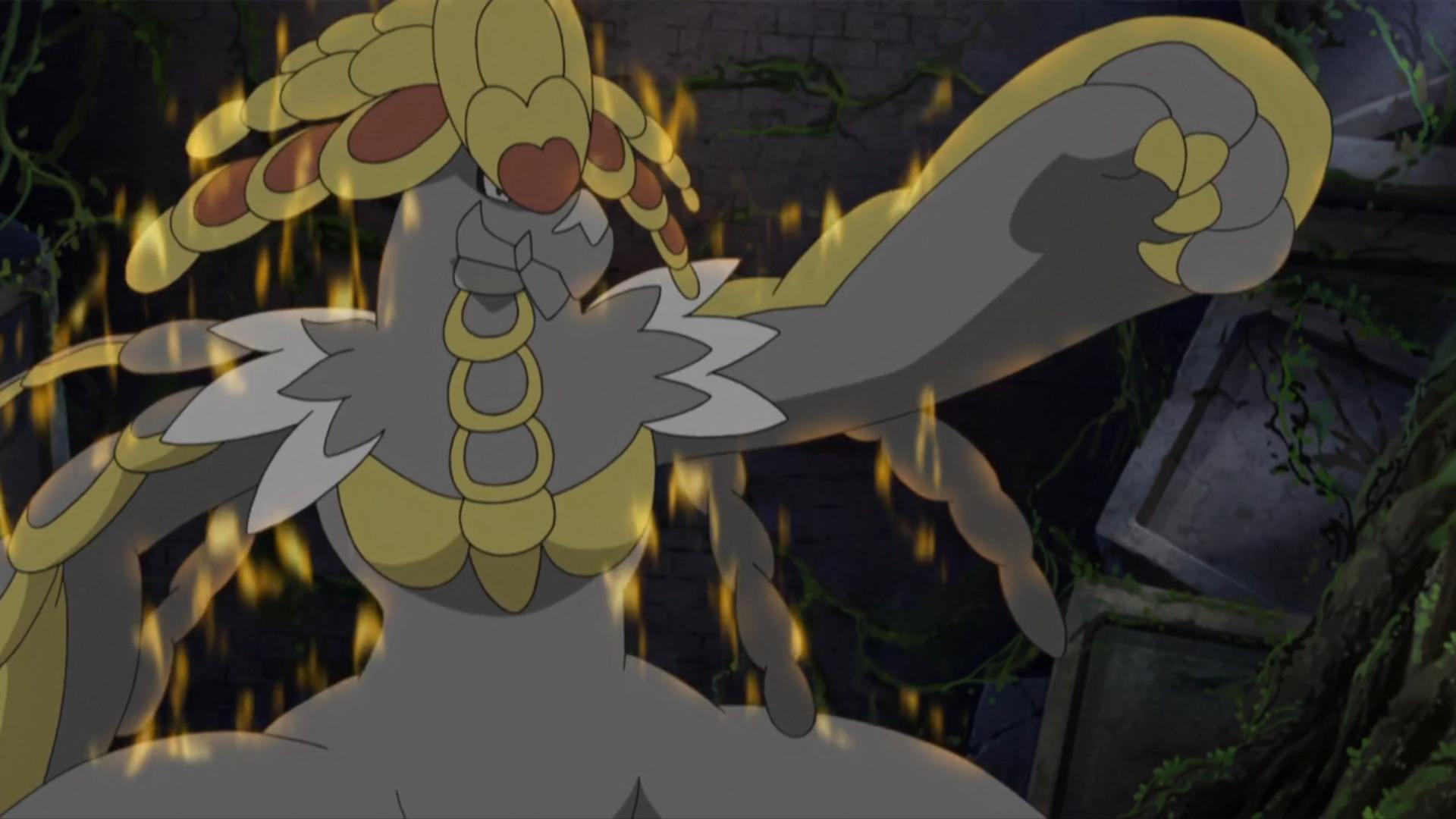 Totem Kommo-o | Pokémon Wiki | FANDOM powered by Wikia