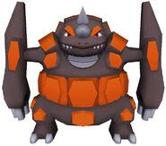 464Rhyperior Pokémon PokéPark