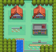 Pallet Town HGSS