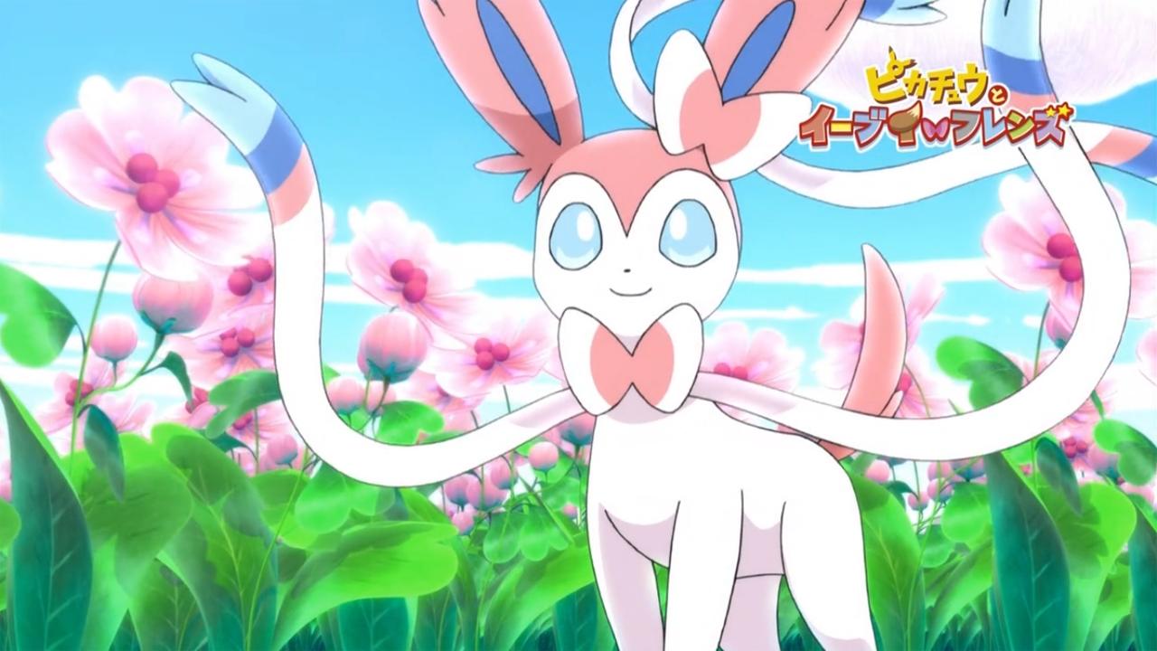 Sylveon Anime Pokemon Wiki Fandom Powered By Wikia