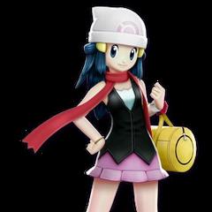 Доун в Pokémon Battle Revolution