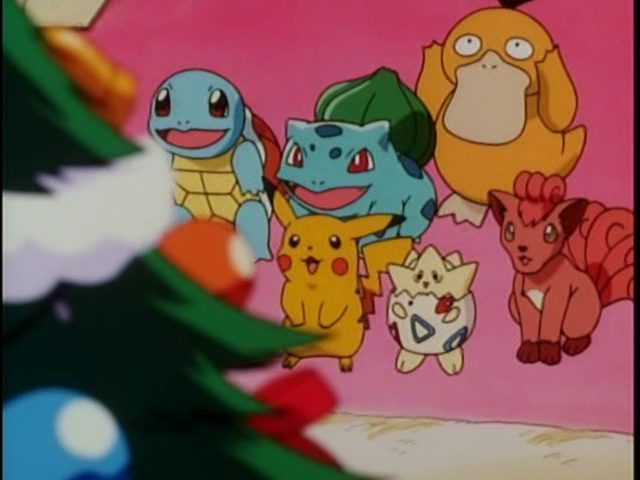 Pokemon Christmas.Pk002 Christmas Night Pokemon Wiki Fandom Powered By Wikia