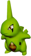 246Larvitar Pokemon Colosseum