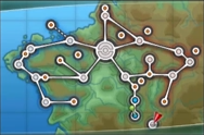 Kalos Kiloude City Map