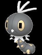 664Scatterbug Pokémon HOME