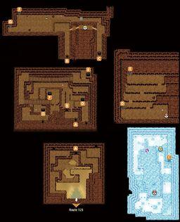 ORAS 여울의 동굴