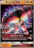 Buzzwole GX Crimson Invasion 57