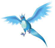 144Articuno Pokemon XD Gale of Darkness