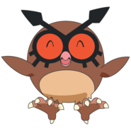 Hoothoot Locations in Pokemon Sword and Shield