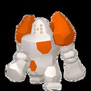 377Regirock Pokémon HOME