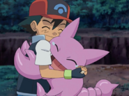 Ash and Gligar