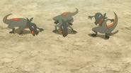 Team Skull Salandit