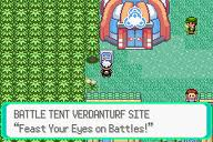 Verdanturf Town Battle Tent  sc 1 st  Pokemon wikia - Fandom & Battle Tent | Pokémon Wiki | FANDOM powered by Wikia