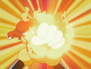 Elite Trainer Magmar Fire Punch