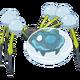 깨비물거미 공식 일러스트
