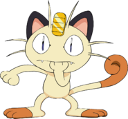 052Meowth BW anime 2