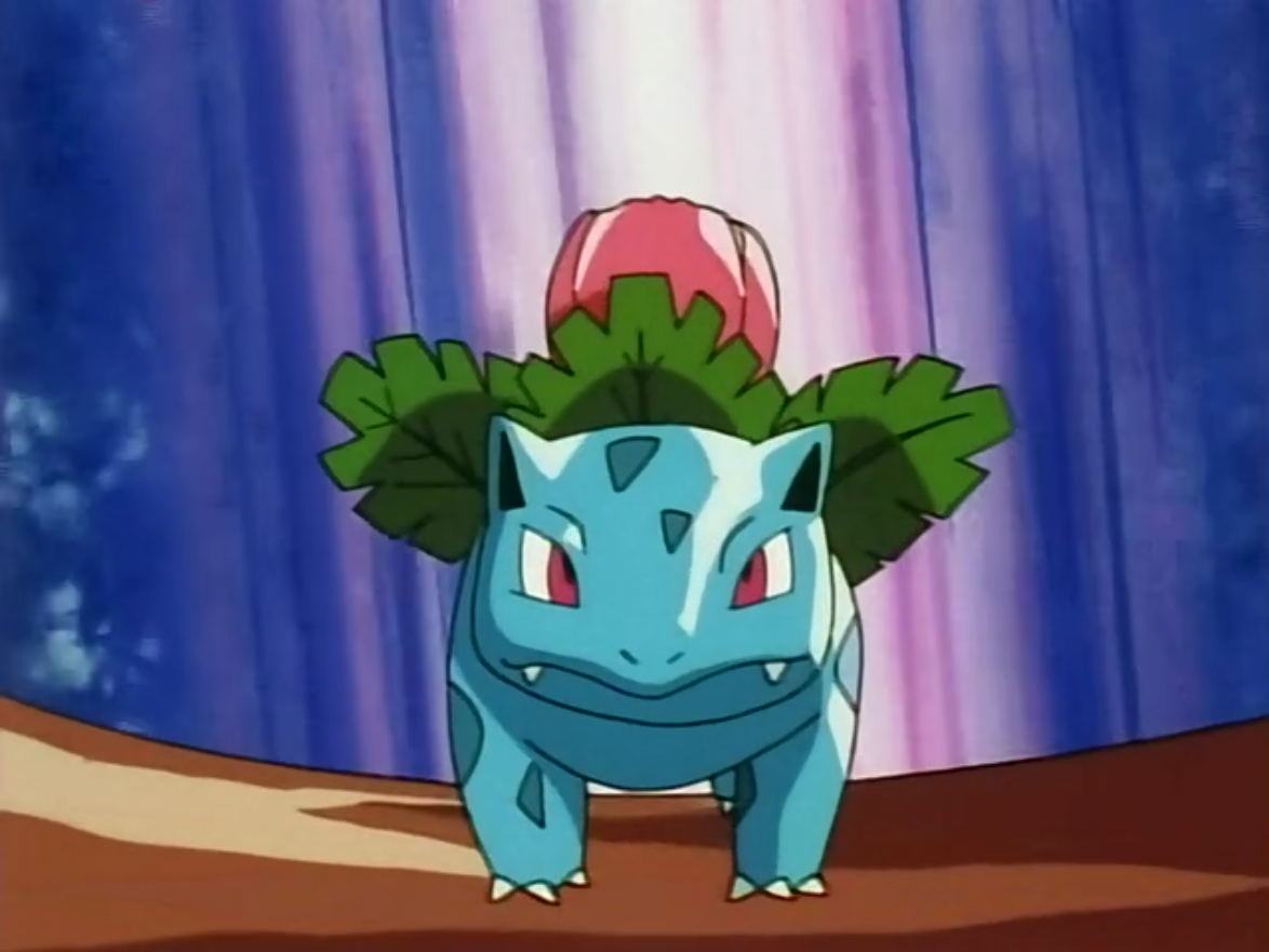Assunta Ivysaur
