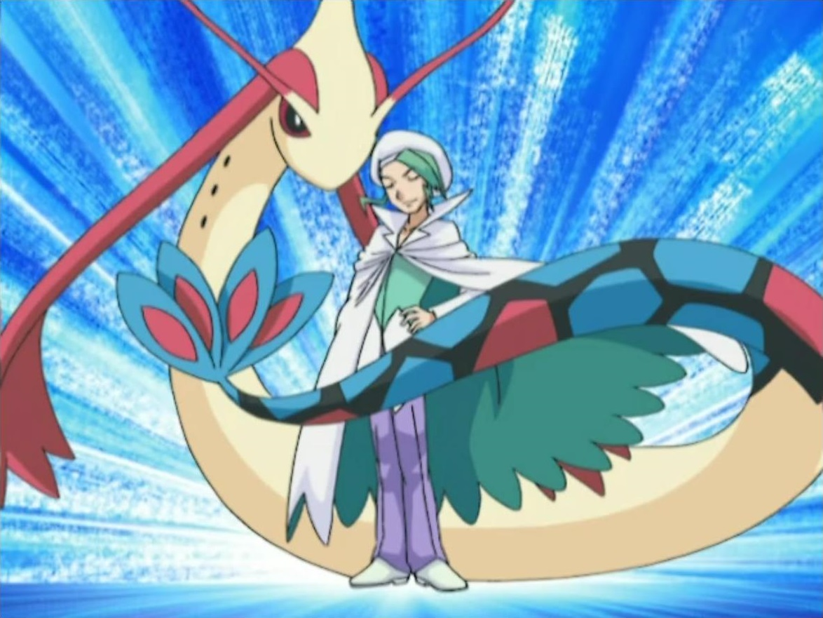 Wallace's Milotic | Pokémon Wiki | FANDOM powered by Wikia