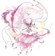 719Diancie Mega Evolution