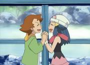 Dawn and Leona
