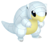 027Sandshrew Alola Pokémon HOME