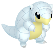 027Sandshrew Alola Pokémon HOME