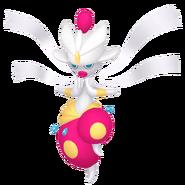 308Medicham Mega Pokémon HOME