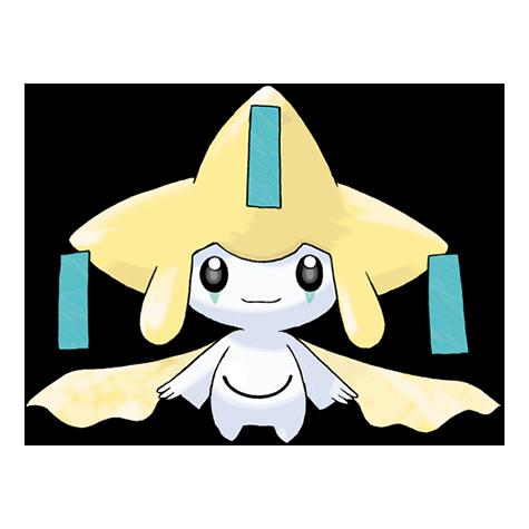 Jirachi Pokémon Wiki Fandom Powered By Wikia
