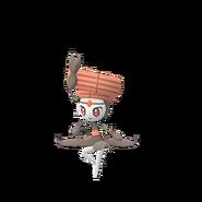 Meloetta Pirouette-GO
