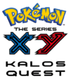 Pokémon the Series - XY Kalos Quest